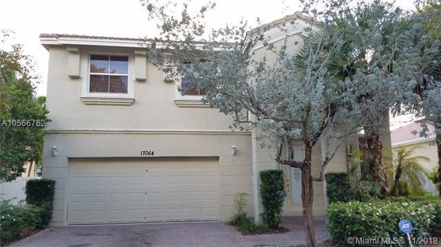 17064 SW 51st Ct, Miramar, FL 33027 (MLS #A10566762) :: Prestige Realty Group
