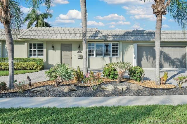 501 NW 15th Ave, Boca Raton, FL 33486 (MLS #A10567558) :: Green Realty Properties