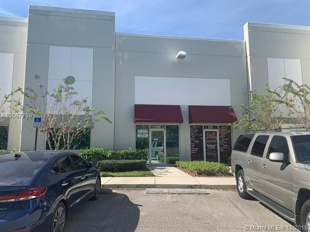 575 NW Mercantile Pl #106, Port St. Lucie, FL 34986 (MLS #A10567750) :: Green Realty Properties