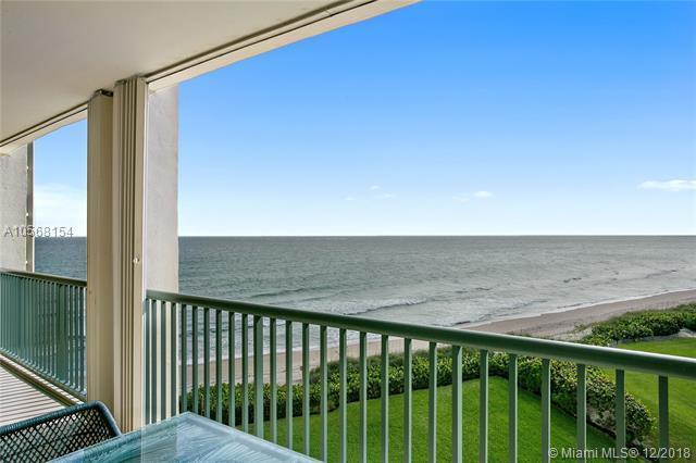 5400 N Ocean Drive 5 C, Singer Island, FL 33404 (MLS #A10568154) :: Miami Villa Team