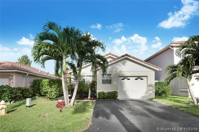 13417 NW 5th Place, Plantation, FL 33325 (MLS #A10569504) :: Prestige Realty Group
