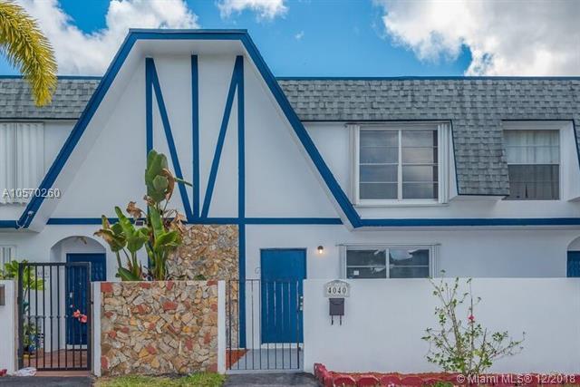 4040 SW 67th Ter #6, Davie, FL 33314 (MLS #A10570260) :: Castelli Real Estate Services