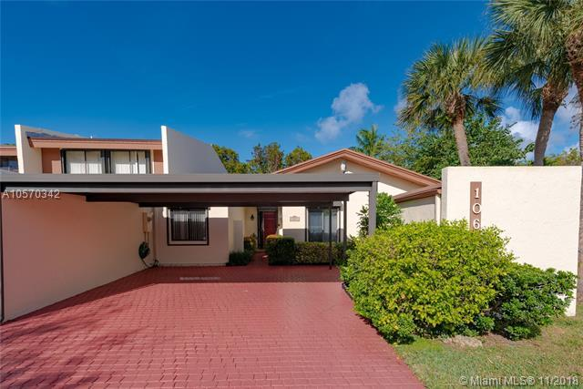 10601 SW 79 Ter, Miami, FL 33173 (MLS #A10570342) :: Green Realty Properties