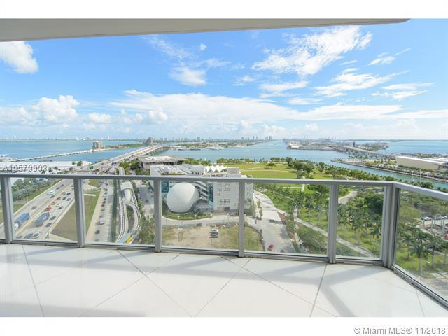 1100 Biscayne Blvd #2002, Miami, FL 33132 (MLS #A10570903) :: Miami Villa Team