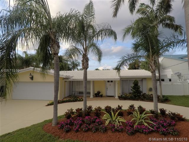 2531 NE 47th St, Lighthouse Point, FL 33064 (MLS #A10571919) :: Miami Villa Team
