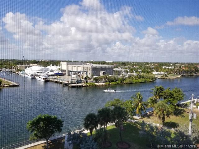 1505 N Riverside Dr #708, Pompano Beach, FL 33062 (MLS #A10572529) :: The Riley Smith Group