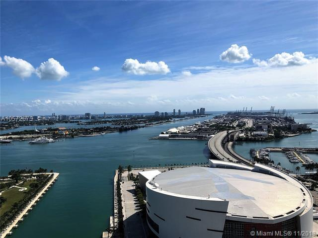 888 Biscayne Blvd #3401, Miami, FL 33132 (MLS #A10572675) :: The Adrian Foley Group