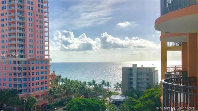 2011 N Ocean Blvd 1004N, Fort Lauderdale, FL 33305 (MLS #A10573540) :: Miami Villa Team