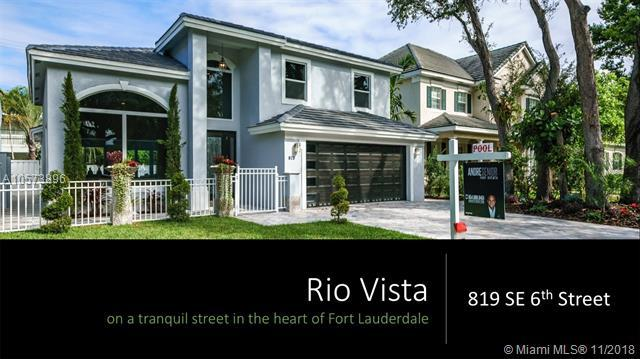 819 SE 6th St, Fort Lauderdale, FL 33301 (MLS #A10573896) :: Miami Villa Team