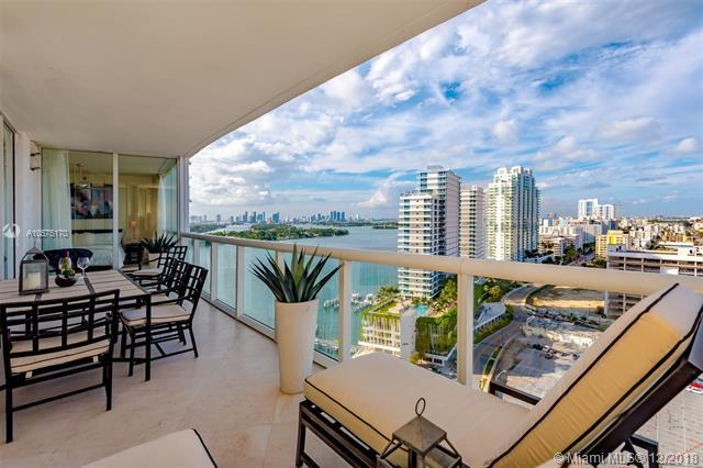 450 Alton Rd #1904, Miami Beach, FL 33139 (MLS #A10575170) :: The Teri Arbogast Team at Keller Williams Partners SW