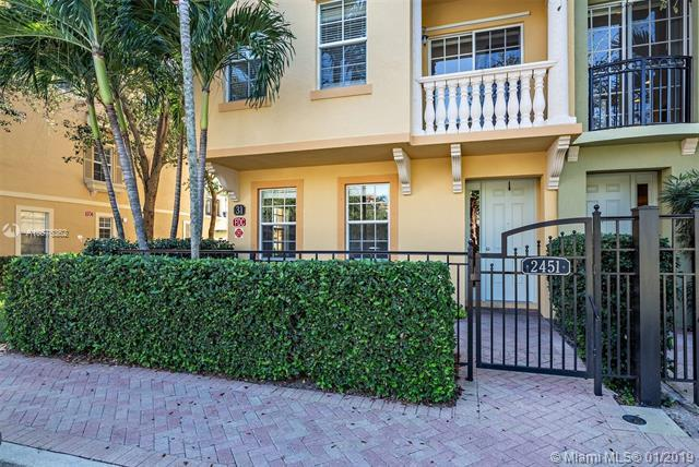 2451 San Pietro Circle #2451, Palm Beach Gardens, FL 33410 (MLS #A10576362) :: The Teri Arbogast Team at Keller Williams Partners SW