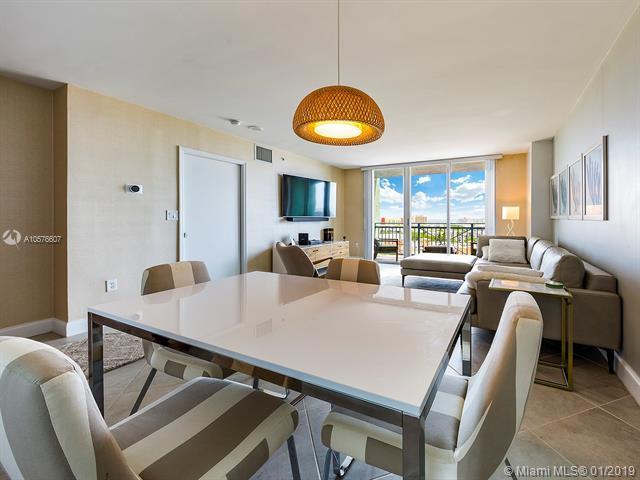 90 Alton Rd #1207, Miami Beach, FL 33139 (MLS #A10576607) :: The Riley Smith Group