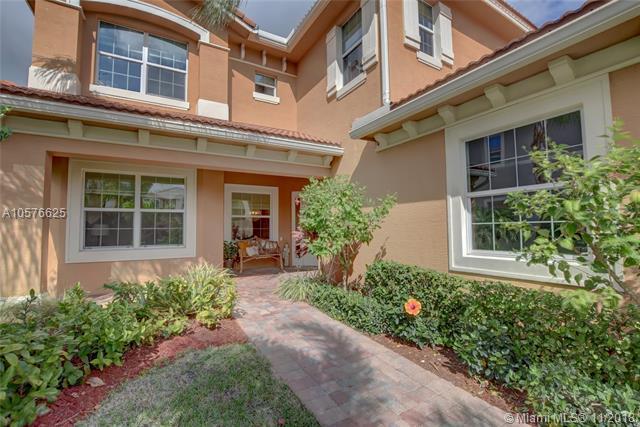 12196 N Aviles Cir, Palm Beach Gardens, FL 33418 (MLS #A10576625) :: The Teri Arbogast Team at Keller Williams Partners SW