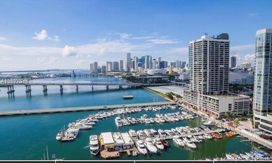 555 NE 15 STREET 21F, Miami, FL 33132 (MLS #A10577315) :: The Riley Smith Group