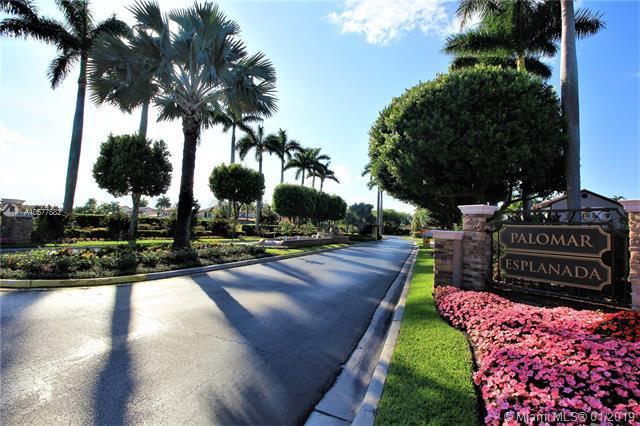 7195 Via Palomar, Boca Raton, FL 33433 (MLS #A10577882) :: The Teri Arbogast Team at Keller Williams Partners SW