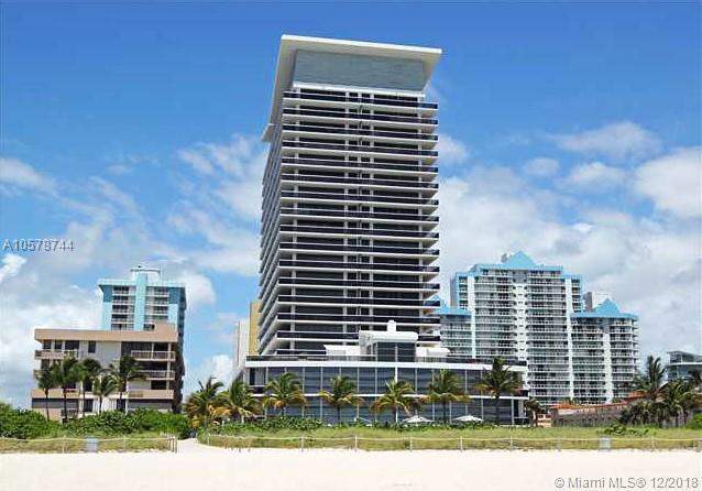 5875 Collins Ave #1205, Miami Beach, FL 33140 (MLS #A10578744) :: Laurie Finkelstein Reader Team