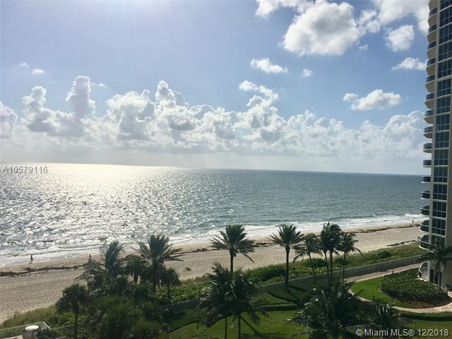 3400 Galt Ocean Dr 606S, Fort Lauderdale, FL 33308 (MLS #A10579116) :: Miami Villa Team