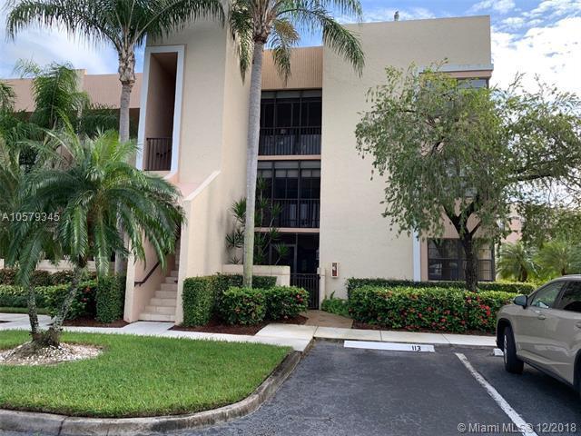 7626 Fairfax Dr #114, Tamarac, FL 33321 (MLS #A10579345) :: The Riley Smith Group