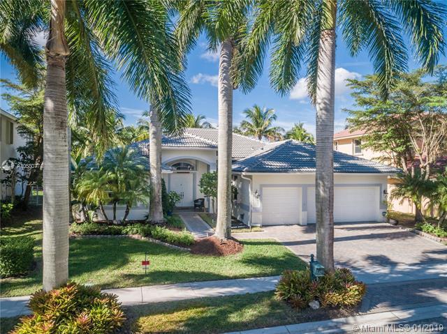 1762 Harbor Pointe Circle, Weston, FL 33327 (MLS #A10580774) :: Lucido Global