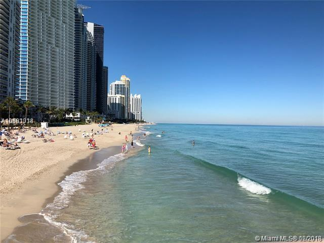 16909 N Bay Rd #817, Sunny Isles Beach, FL 33160 (MLS #A10581018) :: The Jack Coden Group