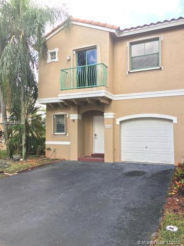 1325 NW 126th Way #1325, Sunrise, FL 33323 (MLS #A10582466) :: Miami Villa Team