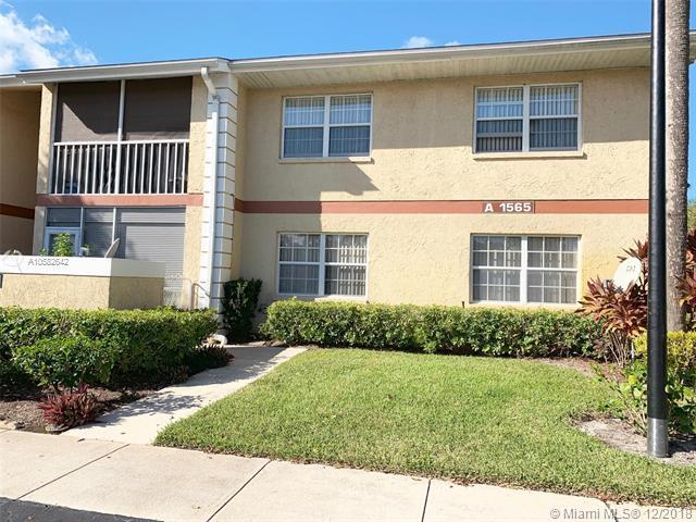 1565 Royal Green Circle A-202, Port Saint Lucie, FL 34952 (MLS #A10582642) :: The Teri Arbogast Team at Keller Williams Partners SW