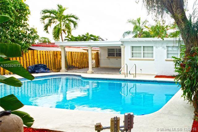6129 Dawson, Hollywood, FL 33023 (MLS #A10582673) :: Green Realty Properties