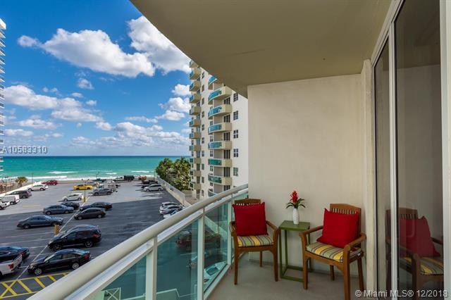 3001 S Ocean Dr #445, Hollywood, FL 33019 (MLS #A10583310) :: Laurie Finkelstein Reader Team