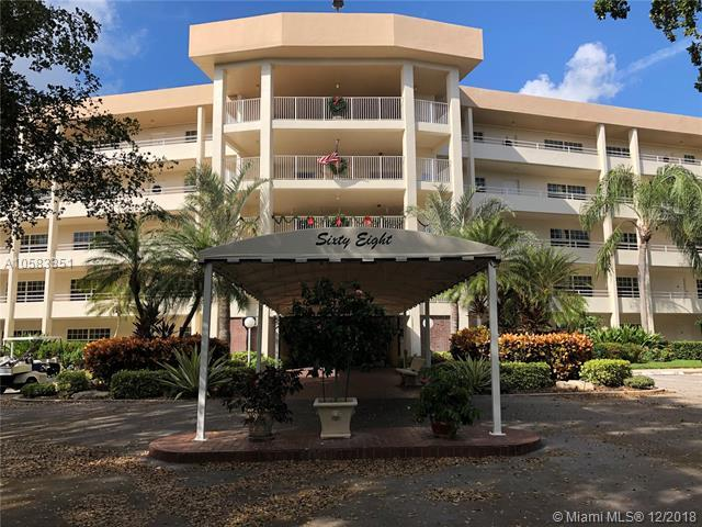 545 Oaks Ln #209, Pompano Beach, FL 33069 (MLS #A10583351) :: Miami Villa Team