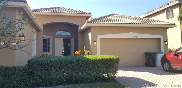 7131 NW 48th Way, Coconut Creek, FL 33073 (MLS #A10583657) :: The Riley Smith Group