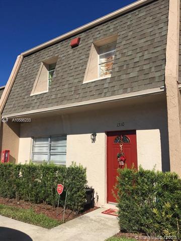 1310 Partridge Close #38, Pompano Beach, FL 33064 (MLS #A10586233) :: Grove Properties