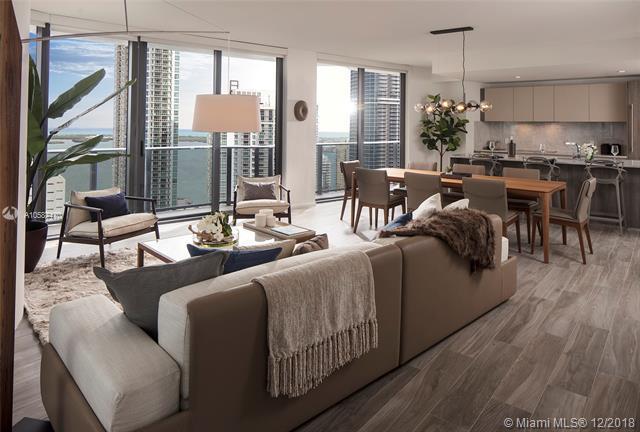 801 S Miami Avenue #3805, Miami, FL 33131 (MLS #A10587170) :: The Teri Arbogast Team at Keller Williams Partners SW