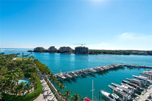 1000 S Pointe Dr #802, Miami Beach, FL 33139 (MLS #A10588847) :: The Teri Arbogast Team at Keller Williams Partners SW