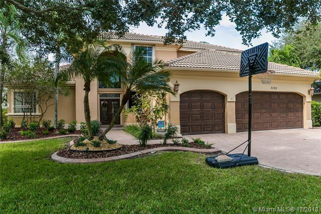 5026 NW 112th Way, Coral Springs, FL 33076 (MLS #A10590575) :: The Teri Arbogast Team at Keller Williams Partners SW