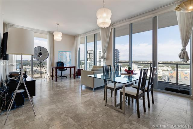 3470 E Coast Ave H1604, Miami, FL 33137 (MLS #A10594767) :: The Kurz Team