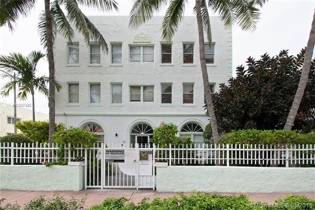 802 Euclid Ave #304, Miami Beach, FL 33139 (MLS #A10597493) :: The Teri Arbogast Team at Keller Williams Partners SW
