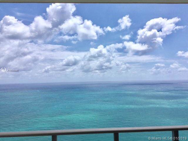 17749 Collins Ave #3401, Sunny Isles Beach, FL 33160 (MLS #A10599290) :: Podium Realty Group Inc