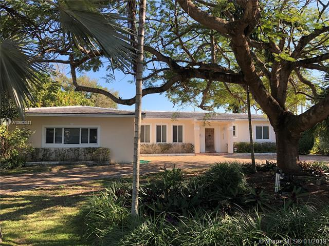 5125 Orduna Dr, Coral Gables, FL 33146 (MLS #A10602541) :: The Maria Murdock Group