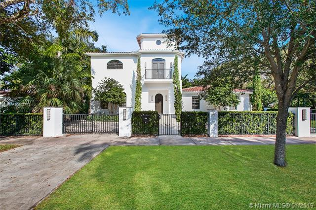 401 Daroco Ave, Coral Gables, FL 33146 (MLS #A10602771) :: The Adrian Foley Group