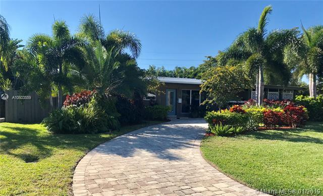 712 NW 26th St, Wilton Manors, FL 33311 (MLS #A10603559) :: The Teri Arbogast Team at Keller Williams Partners SW