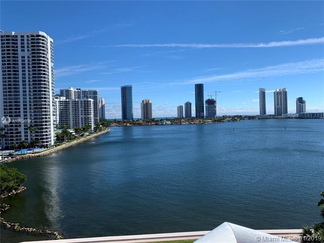 3370 Hidden Bay Dr #803, Aventura, FL 33180 (MLS #A10604236) :: Grove Properties