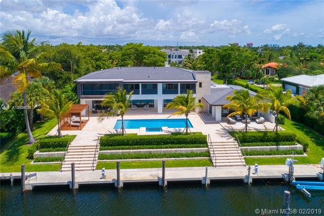 500 Marquesa Dr, Coral Gables, FL 33156 (MLS #A10604639) :: The Adrian Foley Group