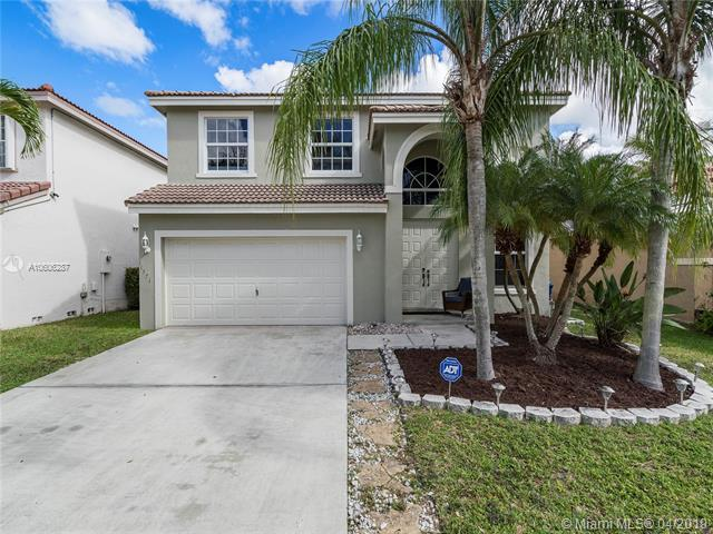 11571 NW 4th Mnr, Coral Springs, FL 33071 (MLS #A10606287) :: The Paiz Group