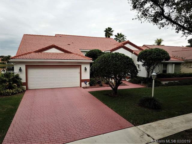 3711 Ottawa Ln, Cooper City, FL 33026 (MLS #A10608958) :: Green Realty Properties