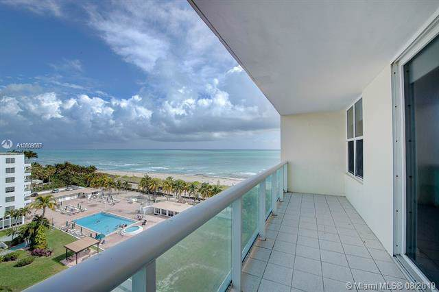 5001 Collins Ave 8H, Miami Beach, FL 33140 (MLS #A10609587) :: Grove Properties