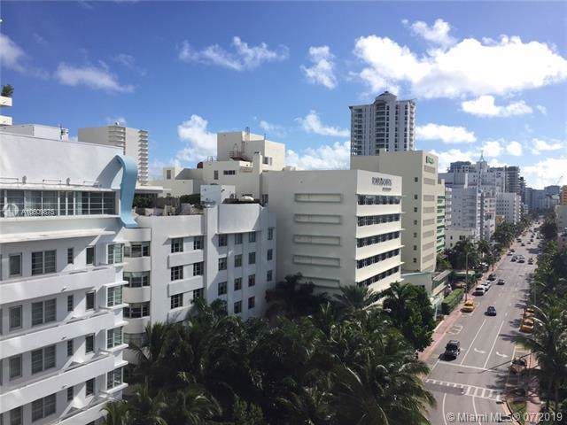 4401 Collins Ave #804, Miami Beach, FL 33140 (MLS #A10609875) :: Grove Properties