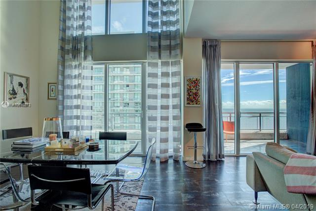 60 SW 13 ST #4604, Miami, FL 33130 (MLS #A10610273) :: The Brickell Scoop