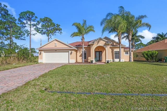 1857 SW Citation Ave, Port Saint Lucie, FL 34953 (MLS #A10615056) :: RE/MAX Presidential Real Estate Group