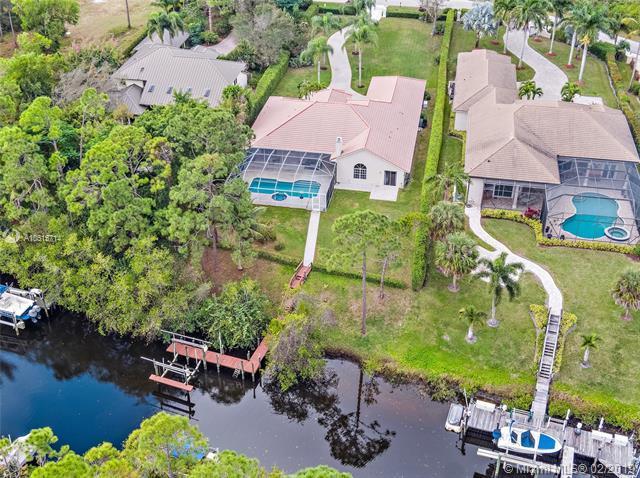 18897 SE Loxahatchee River Road, Jupiter, FL 33458 (MLS #A10615714) :: Green Realty Properties