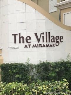 8985 SW 17th Ct, Miramar, FL 33025 (MLS #A10615928) :: Green Realty Properties